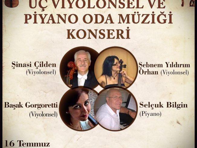 Chamber concert