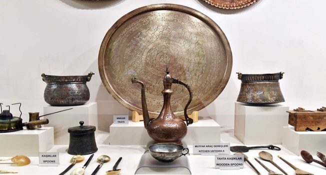 Ottoman treasures Nicosia