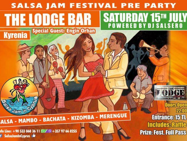 Win free pass Salsa Jam festival