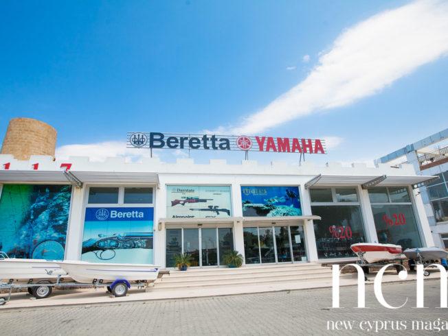 Yamaha North Cyprus