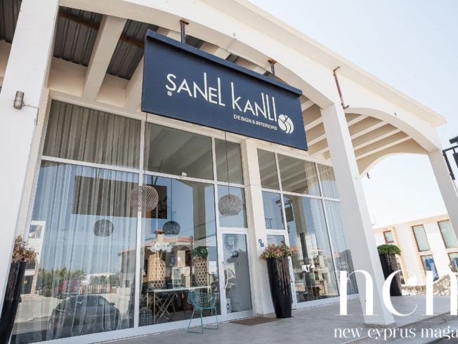Sanel Kanli Design in Kyrenia
