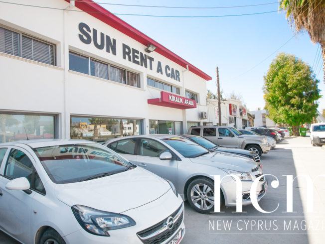Sun Group has car rental, exchange office, insurance company and many more