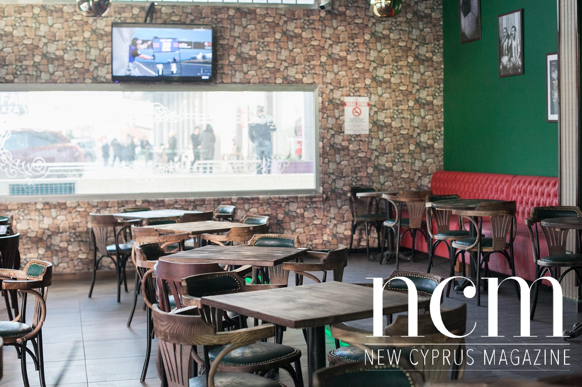 Gerrards Irish Pub in Famagusta serves amazing cocktails