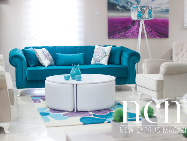 Gürso Furniture has the latest trends in North Cyprus