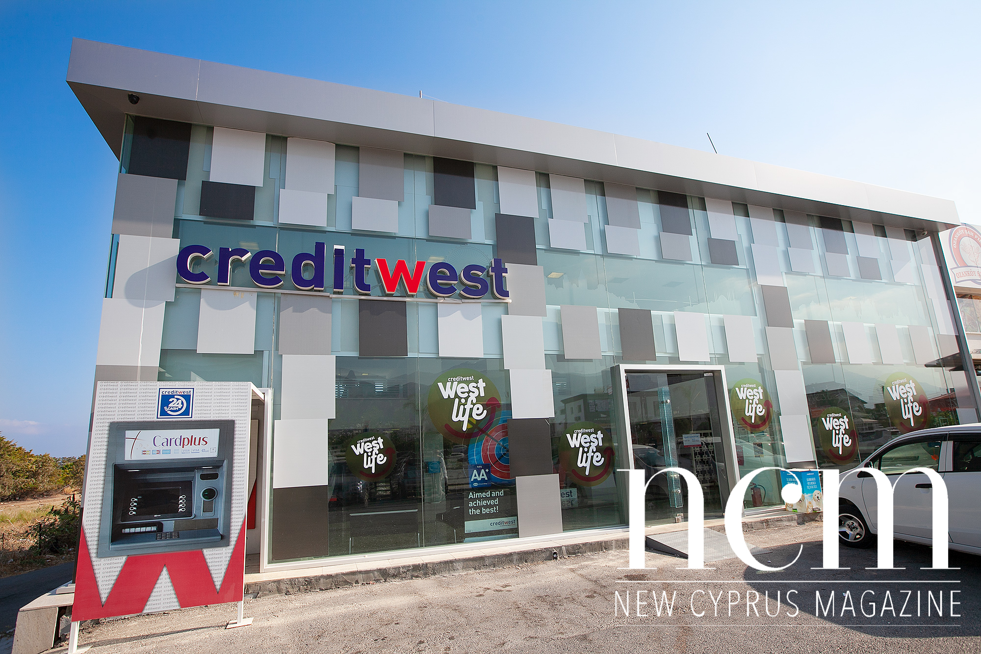 CreditWest Bank North Cyprus
